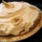 Pumpkin Banana Cream Pie