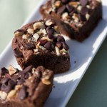 Cinnamon Hazelnut Brownies