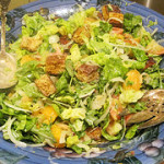 Cornbread Salad with Buttermilk-Lime Dressing