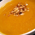 Throw-It-Together Pumpkin Soup
