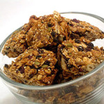 Salty Sweet Granola Clusters