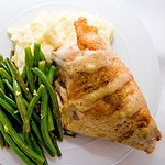 Roasted Chicken with French-Style Pan Sauce