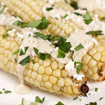 Oaxacan-Style Corn on the Cob