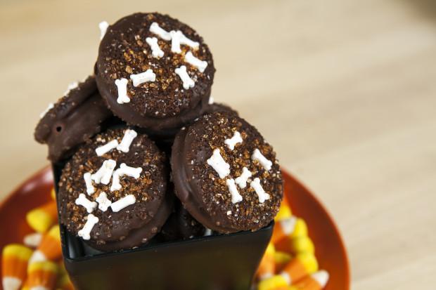Chocolate-Covered Oreos