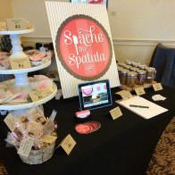 Craft Fair Table Display