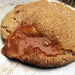 Brown Butter Caramel Snickerdoodles | spachethespatula.com #recipe