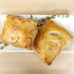 Chanterelle Hand Pies