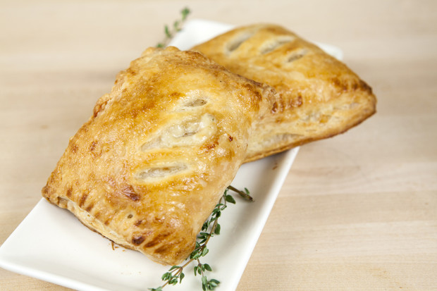 Chanterelle Hand Pies Recipe (by Spache the Spatula)