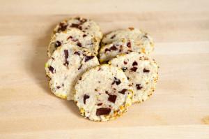 Cherry-Pistachio Cookies | spachethespatula.com #recipe