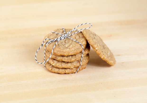 Cinnamon-Coconut Cookies