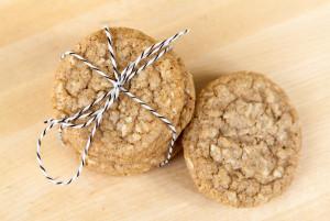 Cinnamon Coconut Cookies | by Spache the Spatula (www.spachethespatula.com)