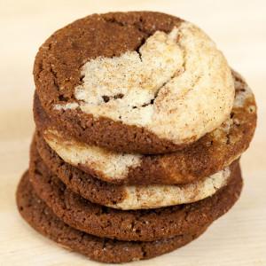 Gingerdoodles | spachethespatula.com #recipe