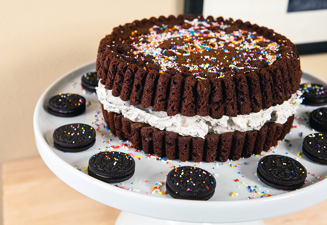 Oreo Cake Recipe — Dishmaps