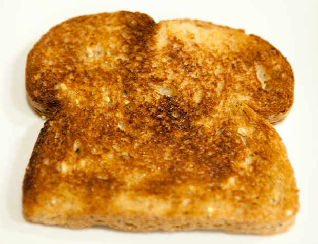 Perfect Toast | spachethespatula.com #recipe