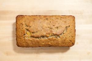 Tropical Breakfast Cake | spachethespatula.com #recipe #vegan