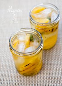 Mezcalita de Piña | spachethespatula.com #recipe