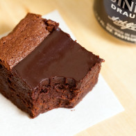 Guinness Brownies | spachethespatula.com #recipe