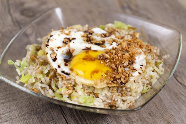 Jean-Georges Vongerichten's Ginger Fried Rice