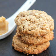 Miso-Oatmeal Cookies | spachethespatula.com #recipe