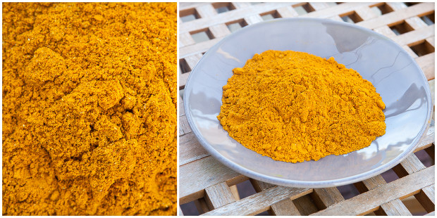 Thai Curry Powder | spachethespatula.com #recipe