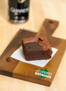 Guinness Brownies | spachethespatula.com #recipe
