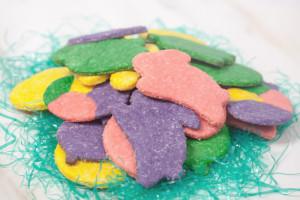 Coconut Easter Cookies | spachethespatula.com #recipe