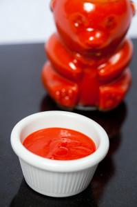 Homemade Sriracha | spachethespatula.com #recipe