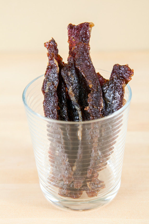Spicy-Teriyaki Beef Jerky