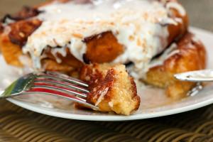 Coconut Cream Pie French Toast | spachethespatula.com #recipe