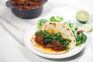 Cafe Rio-Style Sweet Pork Barbacoa | spachethespatula.com #recipe