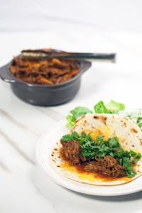 Cafe Rio-Style Sweet Pork Barbacoa | spachethespatula.com #recipe