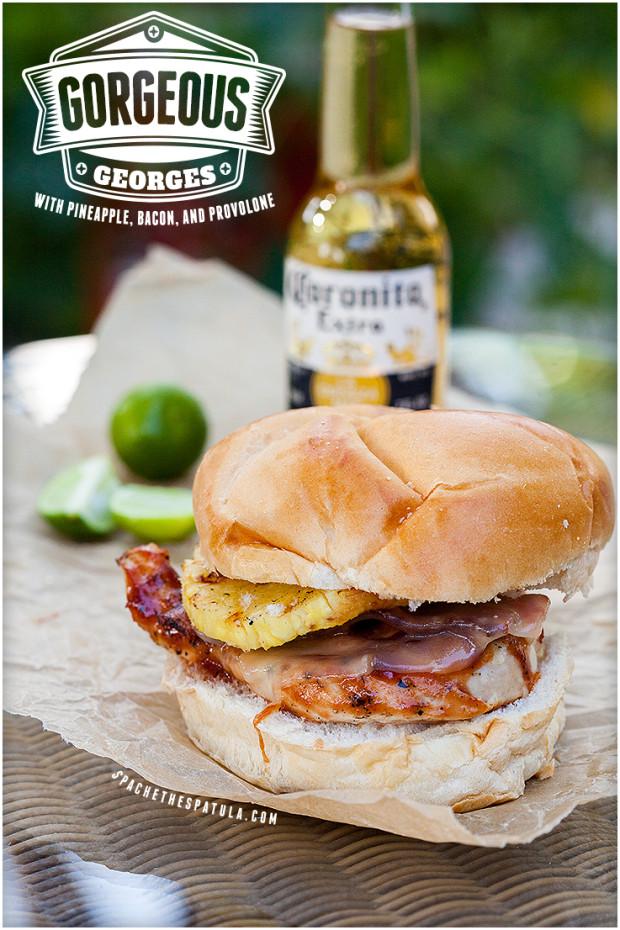 Gorgeous Georges | spachethespatula.com #recipe