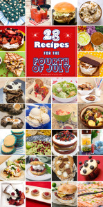 28 Recipes for the Fourth of July | spachethespatula.com #recipes