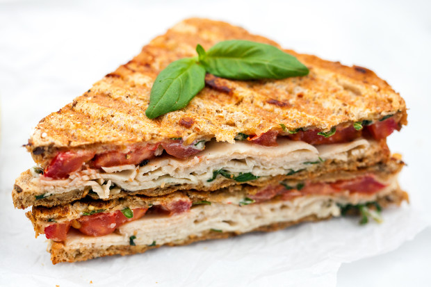 Turkey and tomato panini2 620x413