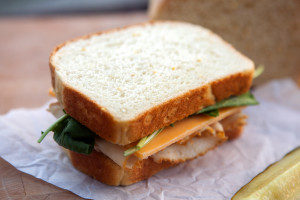 Walter Sands' Soft and Fluffy Sandwich Bread   spachethespatula.com #recipe