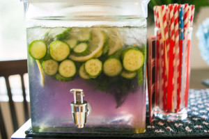 (Somewhat) Patriotic Sangrias | spachethespatula.com #recipe