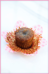The BEST Banana Muffins with Dulce de Leche | spachethespatula.com #recipe