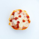 Homemade Bagel Bites | spachethespatula.com #recipe
