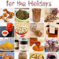 If you really want to impress your loved ones this holiday season, opt for homemade gifts! These ideas are simple and crazy delicious!   spachethespatula.com #recipe