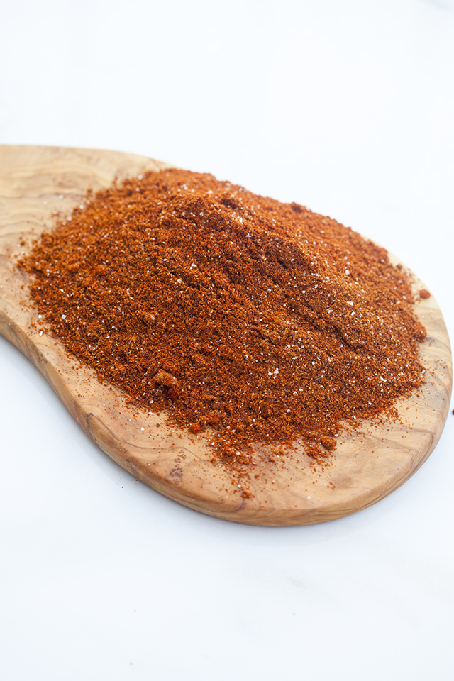 This warm blend of spices is an integral ingredient in Ethiopian cuisine. | spachethespatula.com #recipe