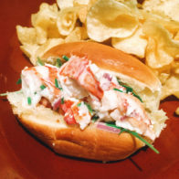 I went to Maine and made fresh lobster rolls that are super tasty and dairy and egg-free! |spachethespatula.com #recipe