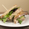 Tuscan Tuna and White Bean Sandwiches